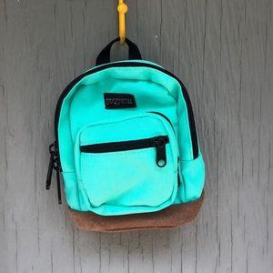 Mini visor backpack